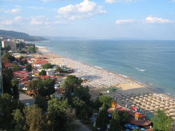 bulgarian sea side