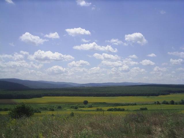 bulgaria mountains landscape