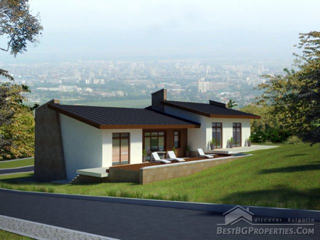 3 Bedroom Bungalow With Garage And Basement Modern