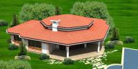 4 bedroom 1-storey house, build one storey house with 4 bedrooms
