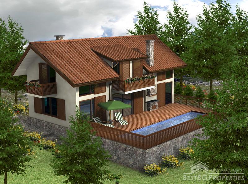 Amazing off plan property near Melnik