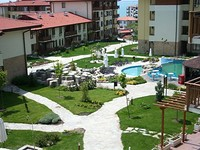 Apartments in Sunny Beach