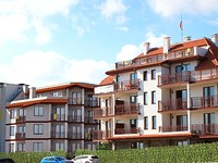 Apartments in Lozenets