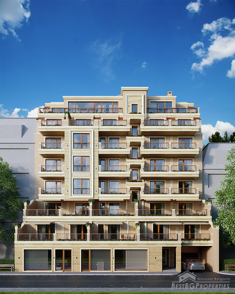 Apartment Buildings For Sale: Apartments For Sale In Sofia
