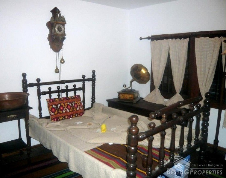 Authentic 200 Year Old Renovated House For Sale In The Mountains Near Gabrovo