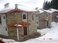 Houses in Pamporovo