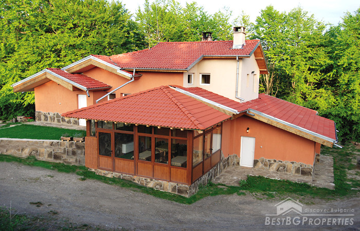 Guest House For Sale Near Troyan