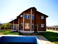 Houses in Balchik