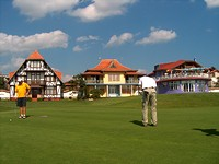 Properties for sale on golf course in Bulgaria