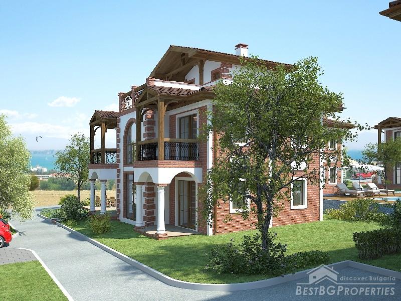 Houses In Bulgaria Sunny Beach