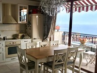Luxurious maisonette apartment for sale in the sea resort of Saint Vlas