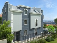 Luxury two storey house for sale near Sunny Beach