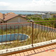 New house with unique sea view in Saint Vlas