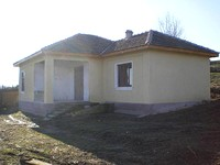 One-Storey House Located In The Southern Part Of Bulgaria