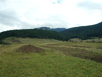 Regulated land in Borovets