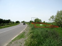 Regulated land for sale near Aheloy