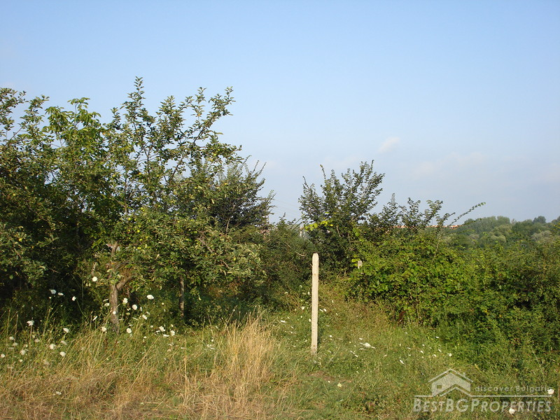 Regulated plot of land for sale in Tsarevo