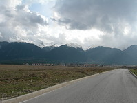 Regulated land in Bansko