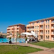 Large apartment complex in Sunny Beach