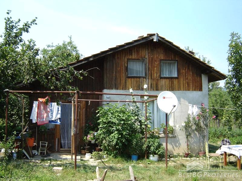 Two-storey House With Wonderful View Of Stara Planina Mountain