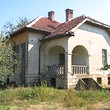Typical Bulgarian Village House Near Montana