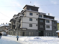 Apartments complex in Bansko, apartments for sale in Bansko