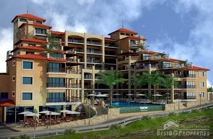 apartments in kavarna - bulgarian black sea coast, beach apartments