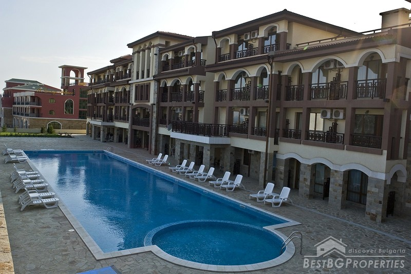 Apartments near St. Vlas and Sunny Beach