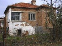 House In The Town Of Elhovo