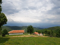 Land with panoramic views near Sandanski