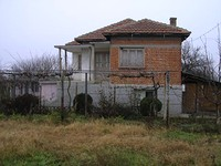 Small house for sale near Yambol