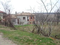 Old House Near Varna