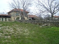 Old House Next To A Roman Fortress in Pleven