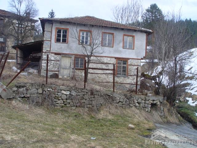 Large 2-storey house for sale near Smolyan