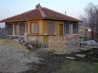 1-storey house for sale near the black sea