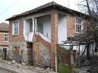 Two storey brick built house for sale near the sea