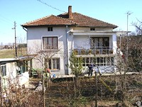 Two storey house for sale near Yambol