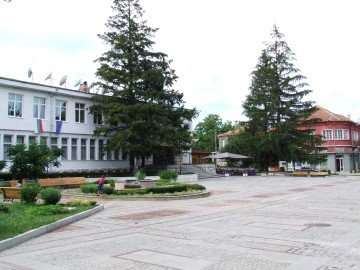 The center of Malko Tarnovo