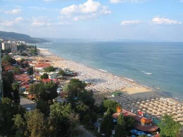 Sunny Beach Bulgarian Black Sea Resort Information About